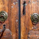 Αρχοντικό του Διλόφου - Η είσοδος